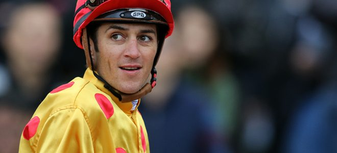 Christophe Soumillon will return to racing after covid positive