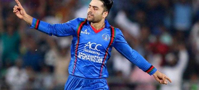 Rashid Khan is under an injury cloud for the Strikers.