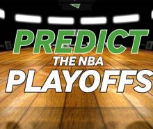 Betway predict the NBA playoffs promotion