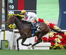 Golden Sixty wins Hong Kong Mile
