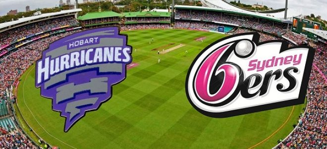 Hobart Hurricanes v Sydney Sixers tips and prediction; BBL 2020 Preview