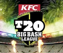 Strikers v Renegades BBL10, January 8