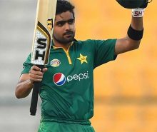 Babar Azam will lead Pakistan in the second Test against South Africa.
