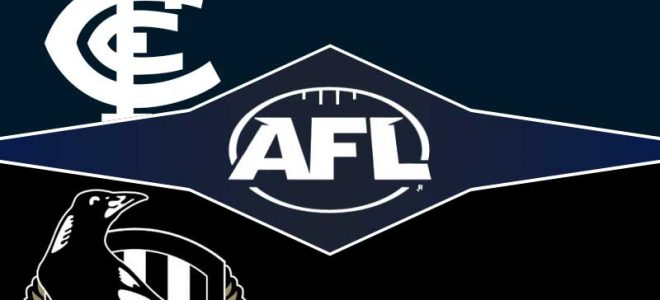 Carlton v Collingwood betting tips, prediction and odds; AFL Rd 2 preview 2021