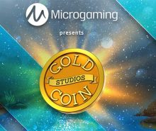 Gold Coin Studios will have slots distributed by Microgaming