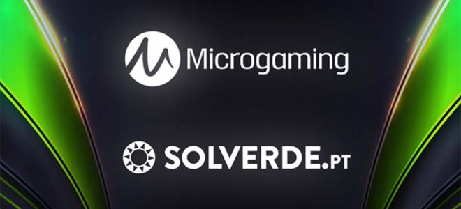 Solverde and Microgaming have teamed up in Portugal